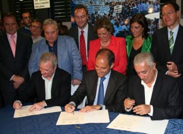 Alcaldes por el agua