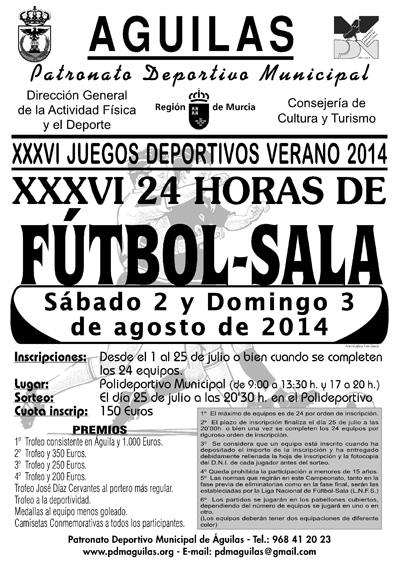 Fútbol-Sala-2014
