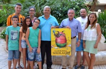 presentación-cartel-anunciador-del-carnaval-de-águilas-2015
