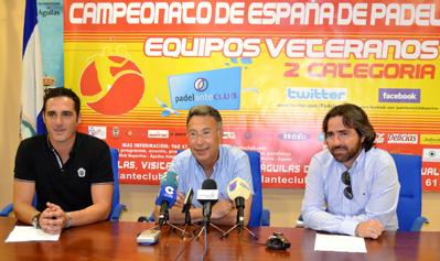 Presentación-Campeonato-España-Pádel