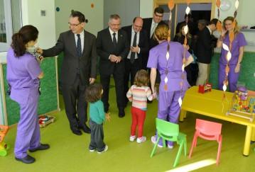 inauguración escuela infantil