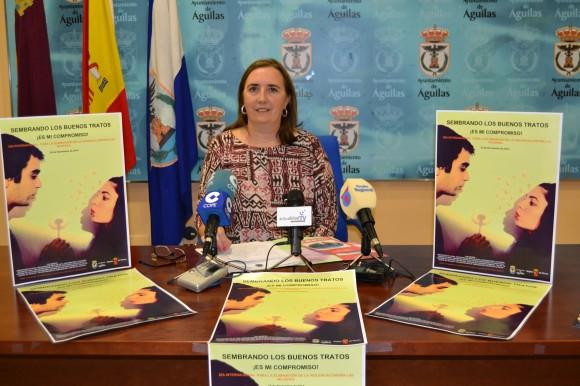 presentación actos día contra la violencia de género