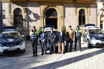 nuevos vehículos policía local 1