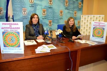 presentado programa mujer primer semestre 2015