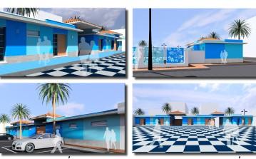 Fotos Proyecto Remodelación  Plaza de Antonio Cortijos