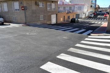 arreglo calle jacinto benavente y otras