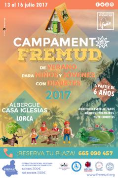 CAMPAMENTO VERANO FREMUD 2017