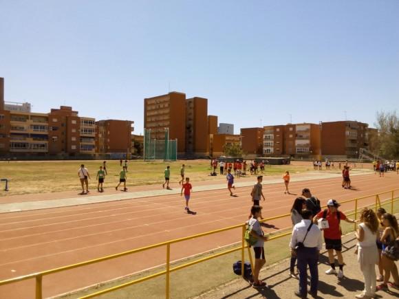 Fase Regional Escolar Atletismo