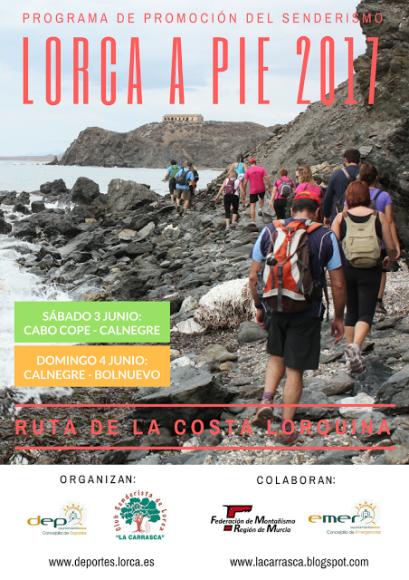 ruta de la costa lorquina 2017
