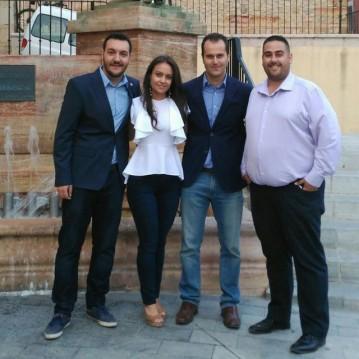 170702 Lorca nueva ejecutiva agrupación F01