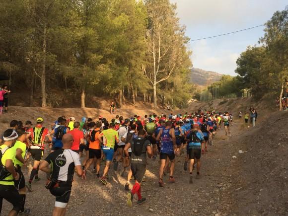 Peñarrubia Lorca Trail 2016