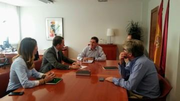 20171016 reunion alcalde Lorca